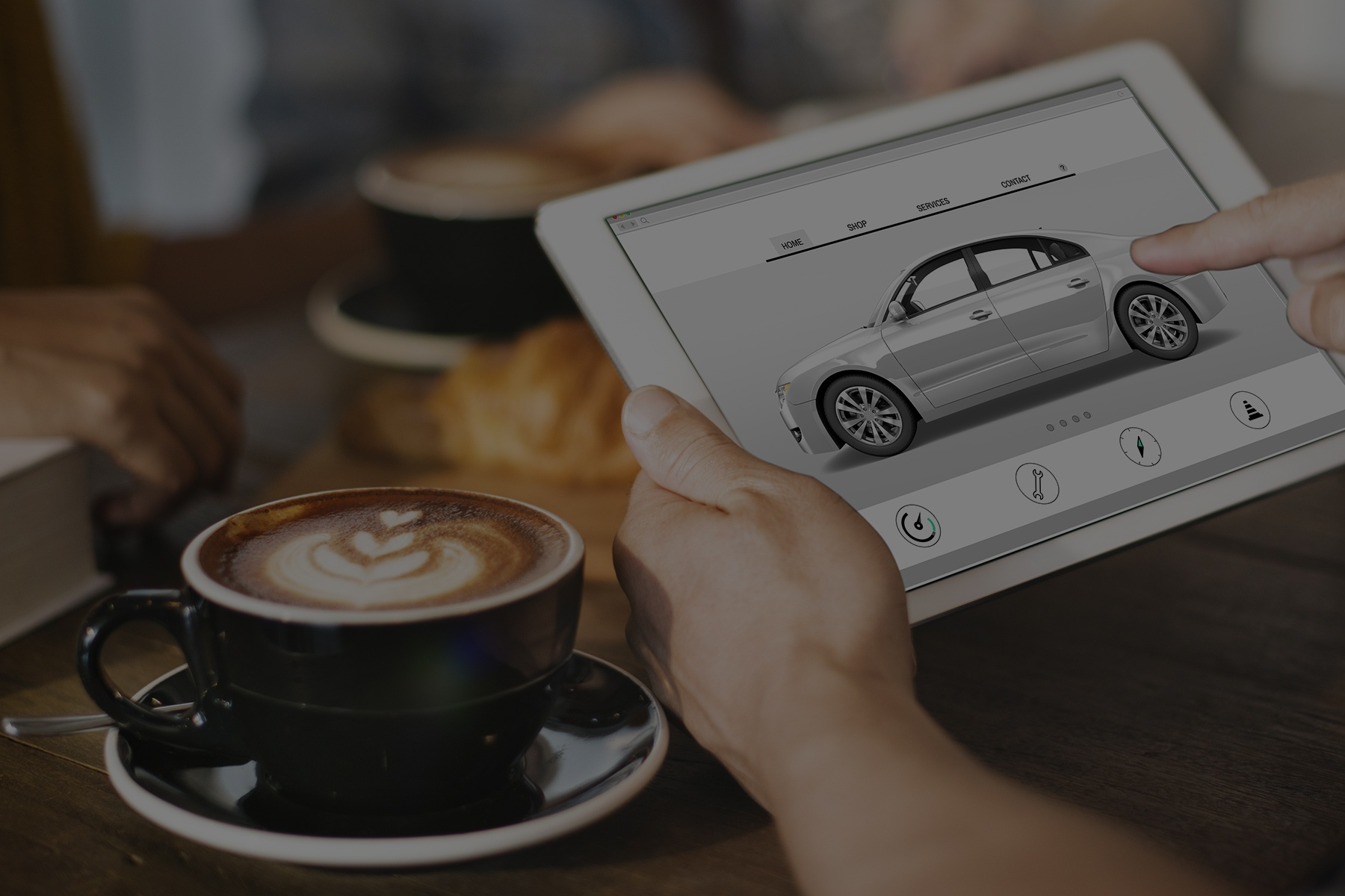 Vehicle Service Plans for Automotive Marketplaces